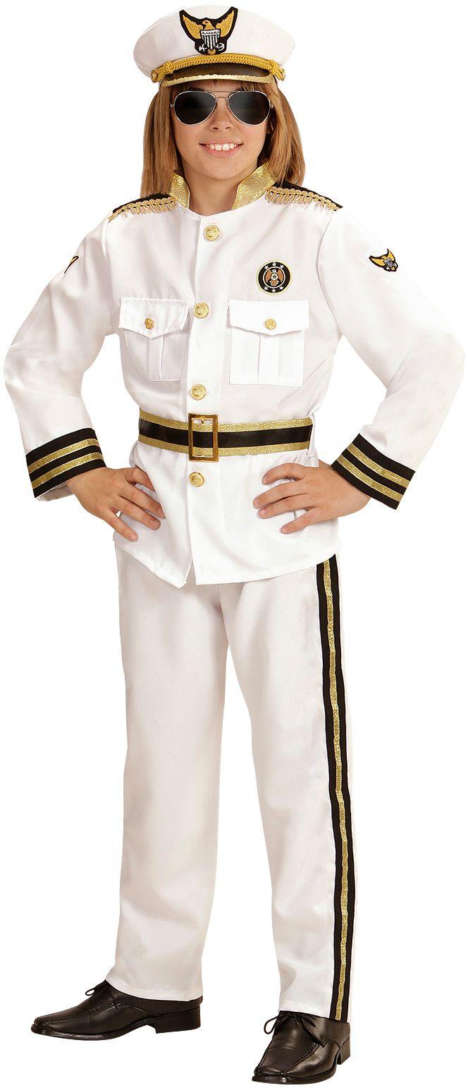 Kapitein kleding kind