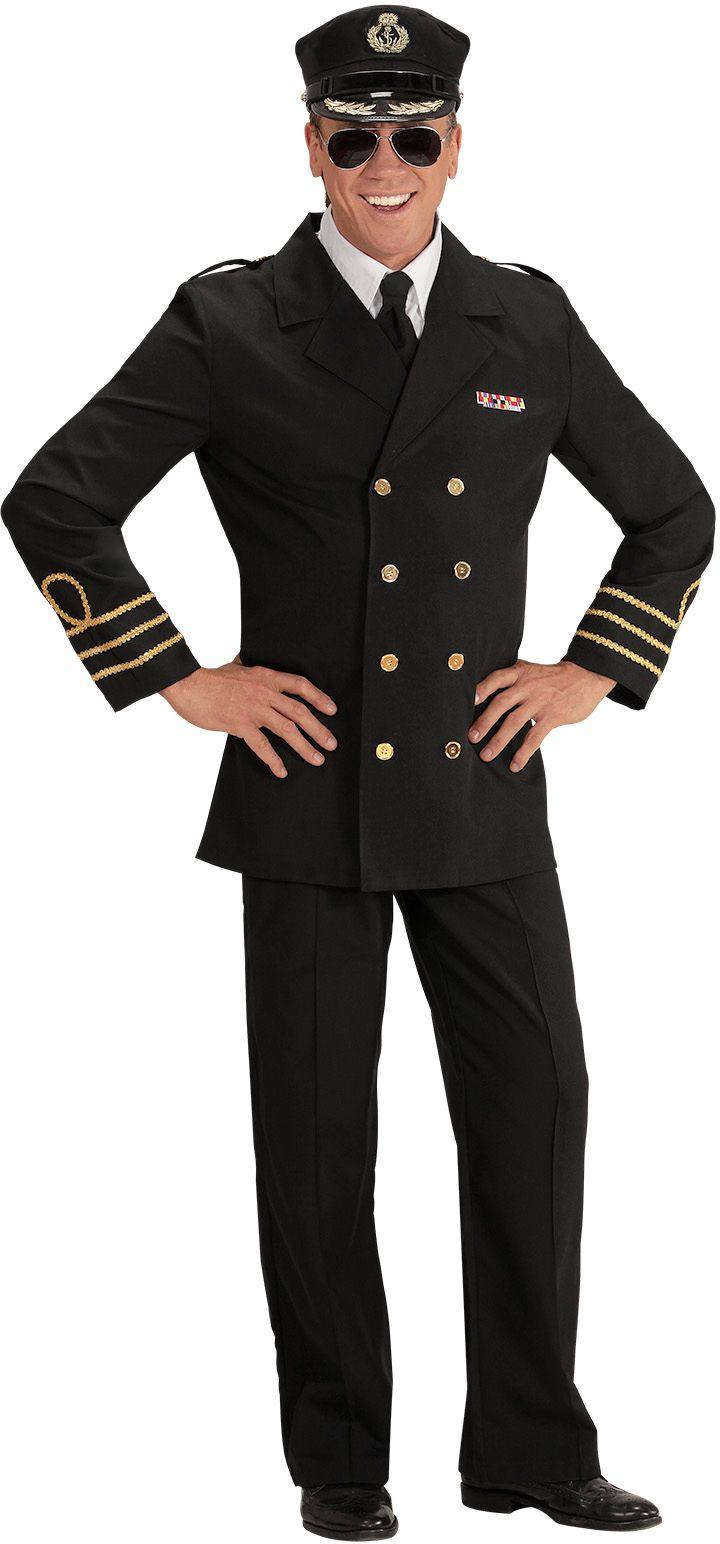 Kapitein marine kleding
