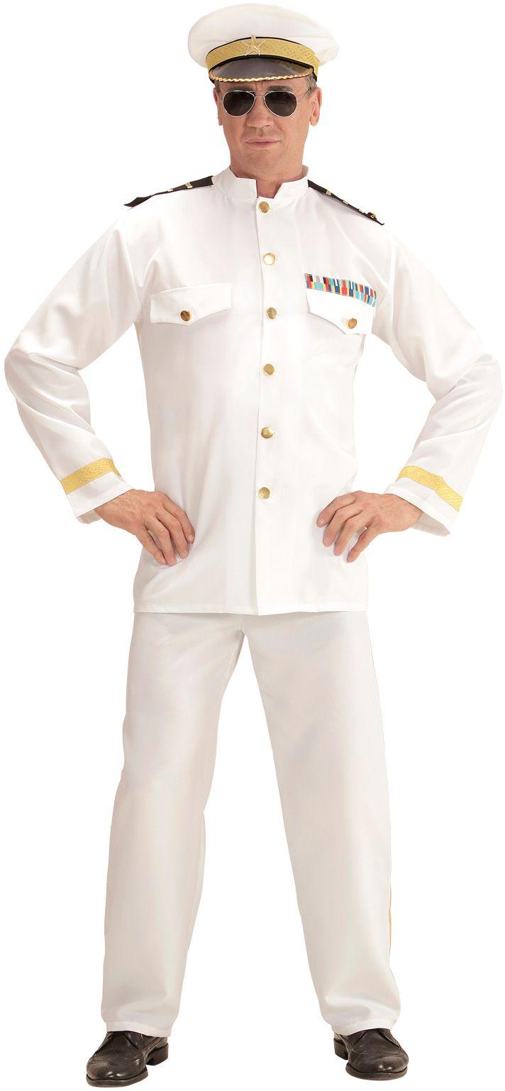 Kapitein outfit