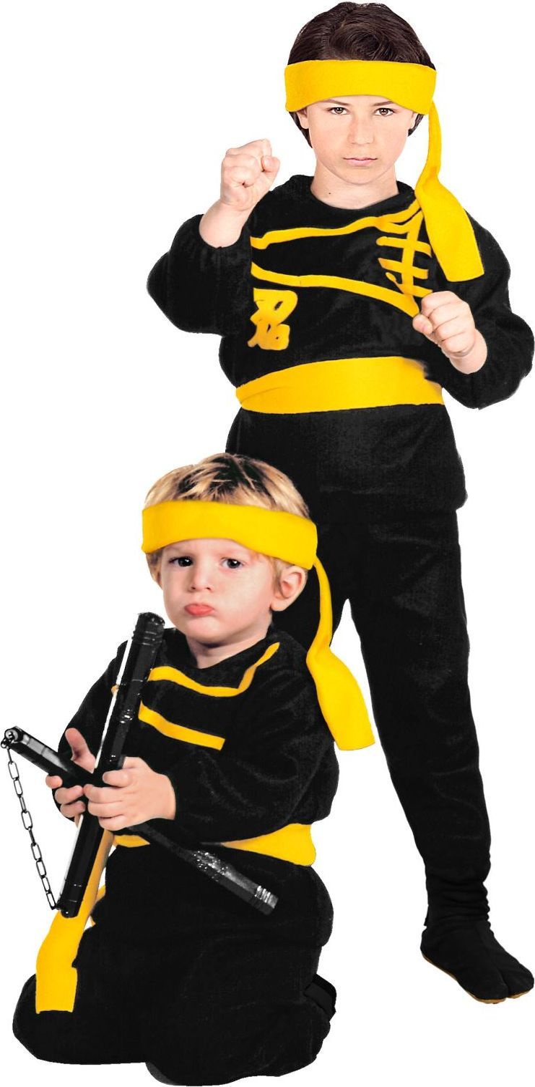 Karate kostuum kinderen