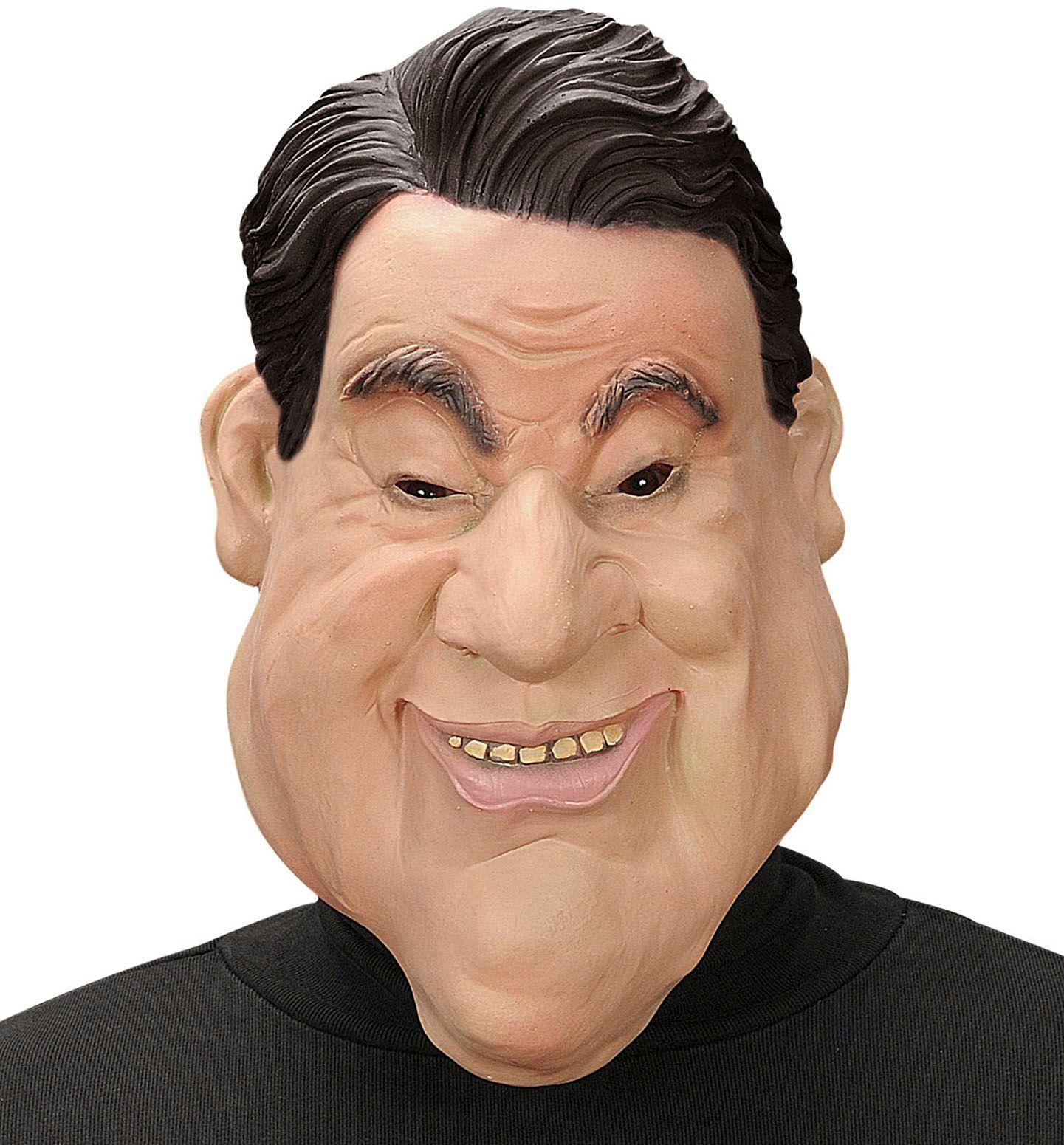 Karikatuur masker Al