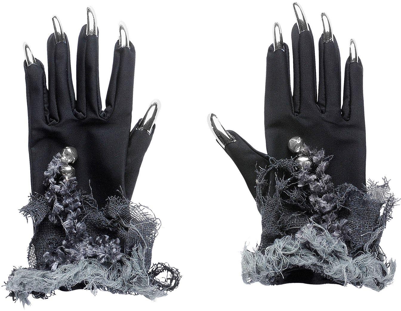 Katten handschoenen met nagels