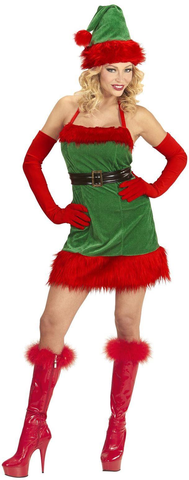 Kerst elfen pak