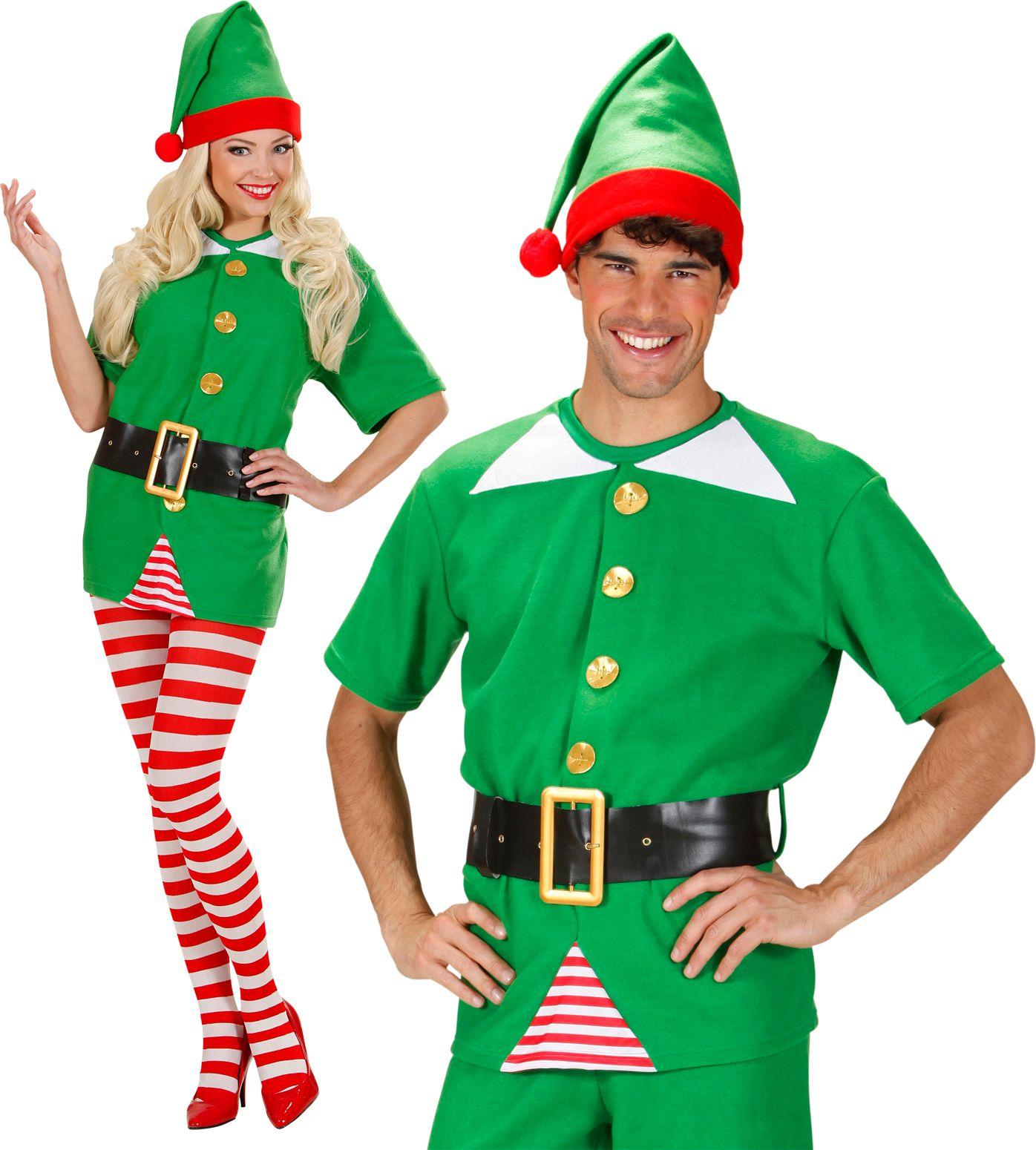 Kerst elfenpakje