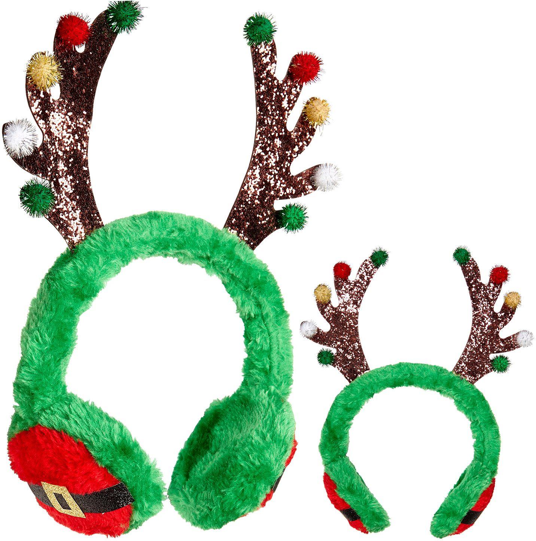 Kerst oorbeschermers