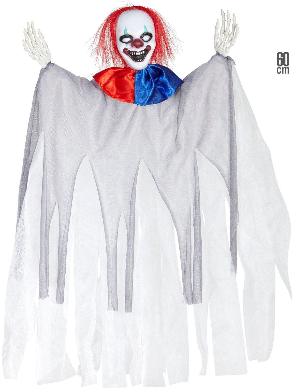 Killer clown versiering