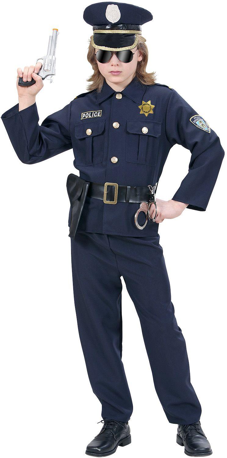 Kinder politiepak