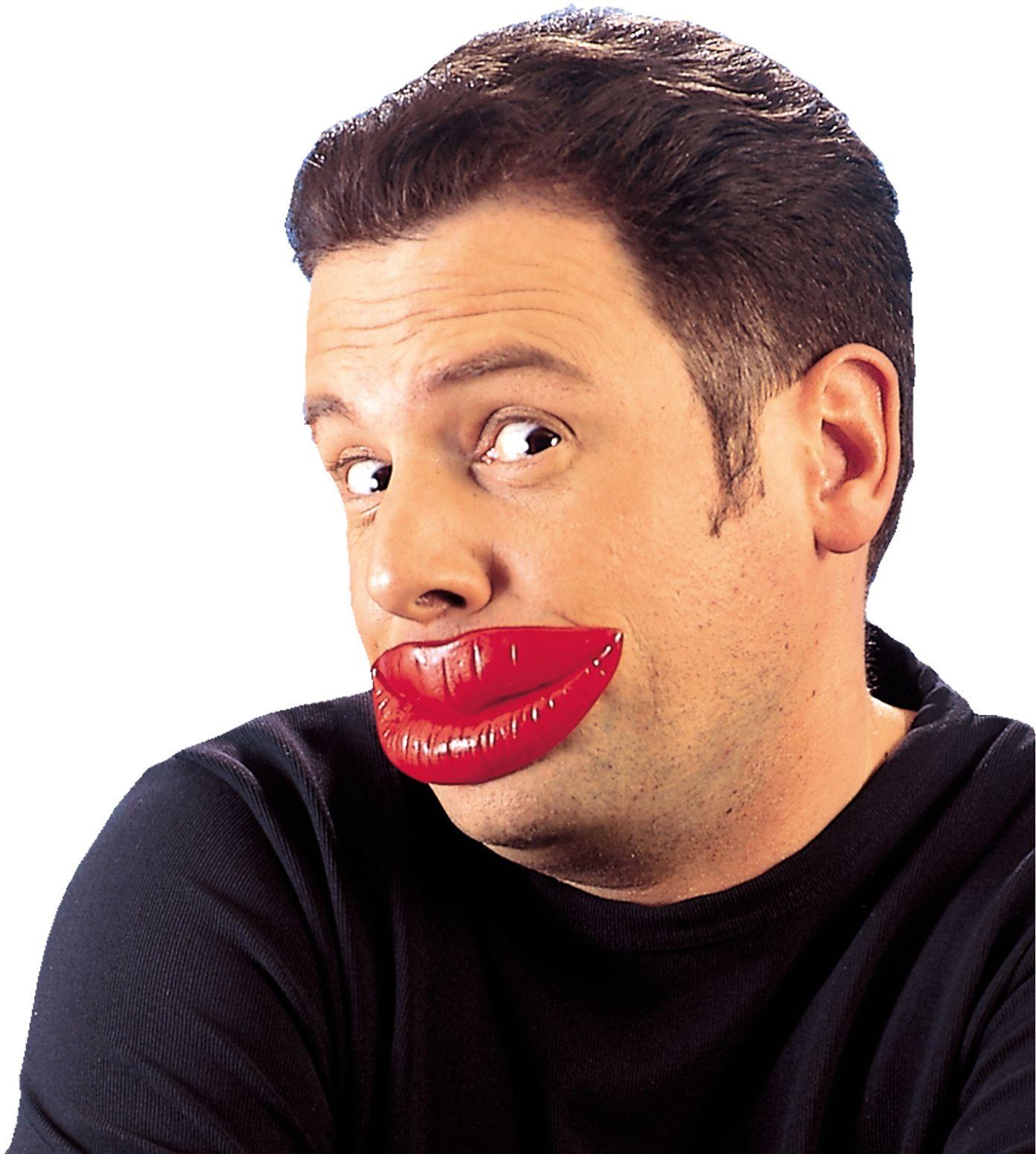 Kiss-Me lippen