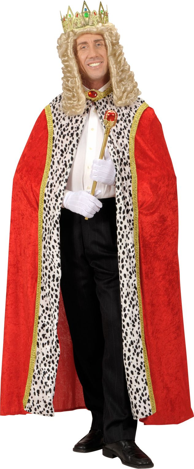 Koninklijke mantel