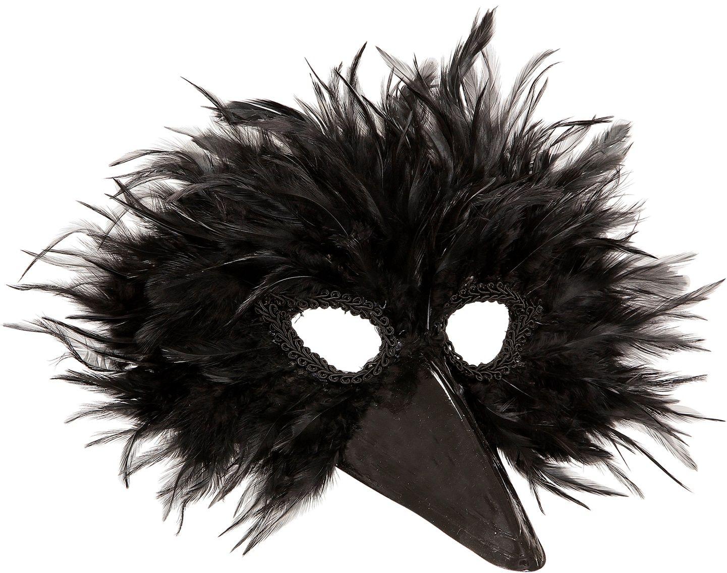Kraai oogmasker