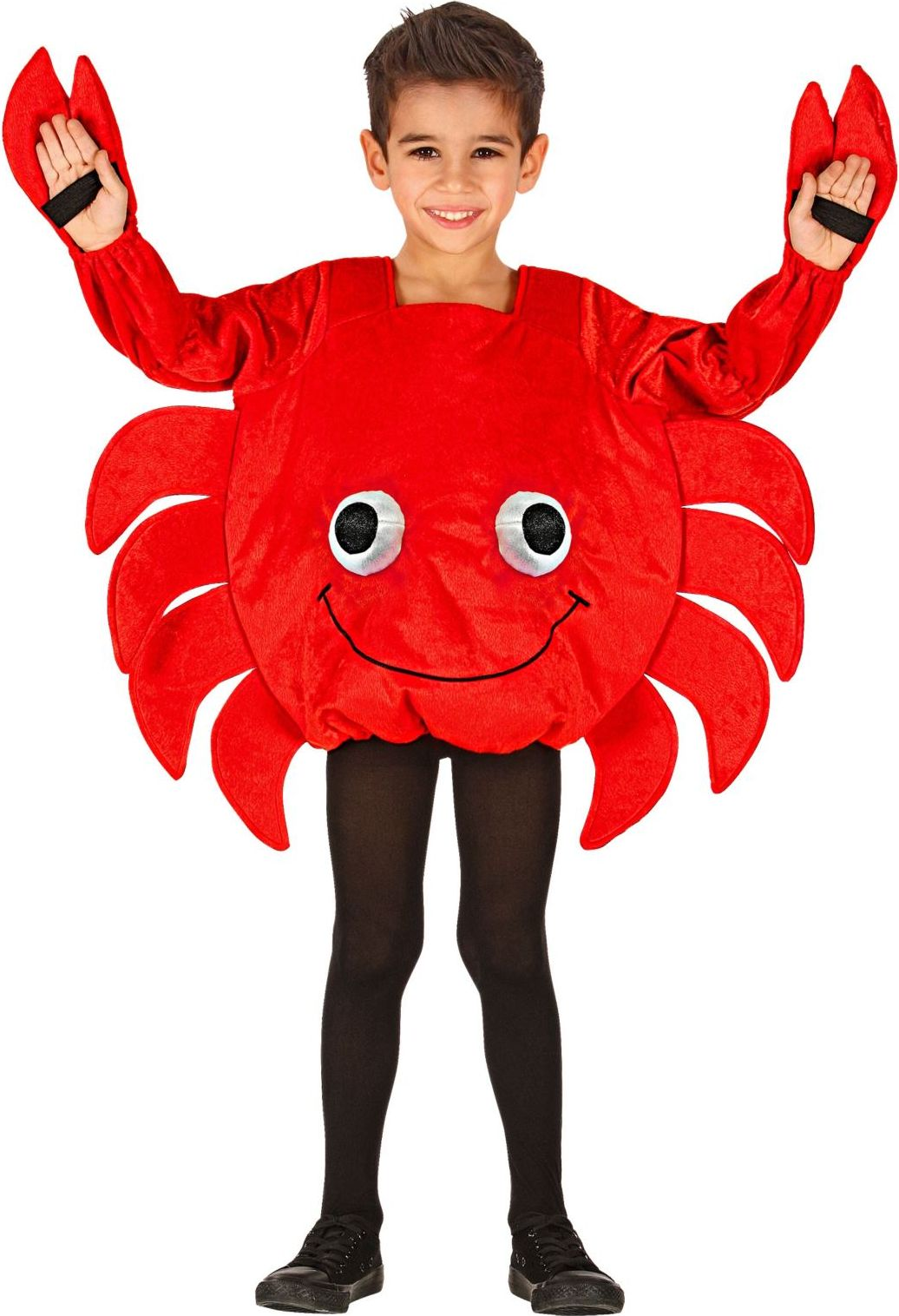 Krab outfit kind