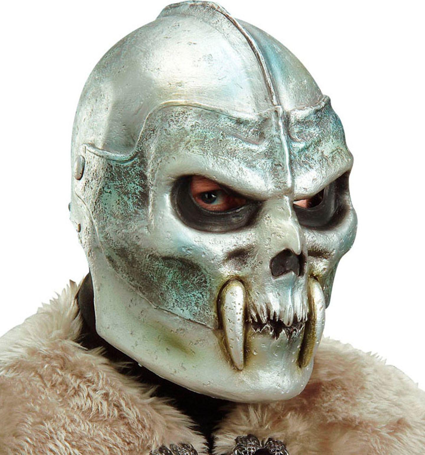 Krijgers schedel masker
