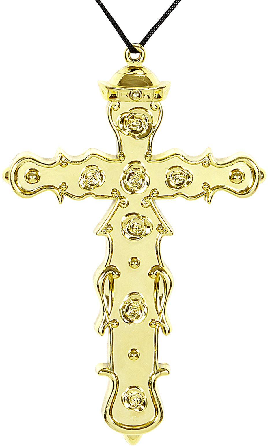 Kruis ketting goud