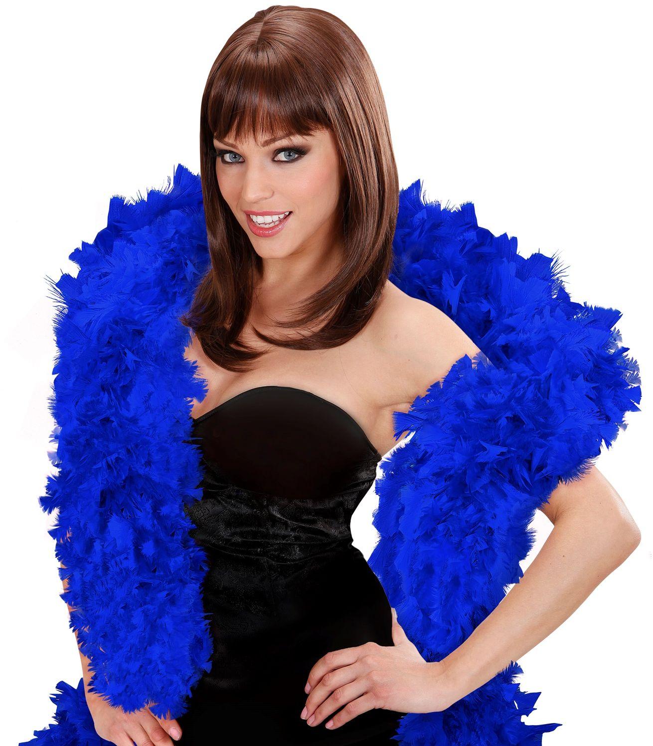 Kwaliteitsboa blauw