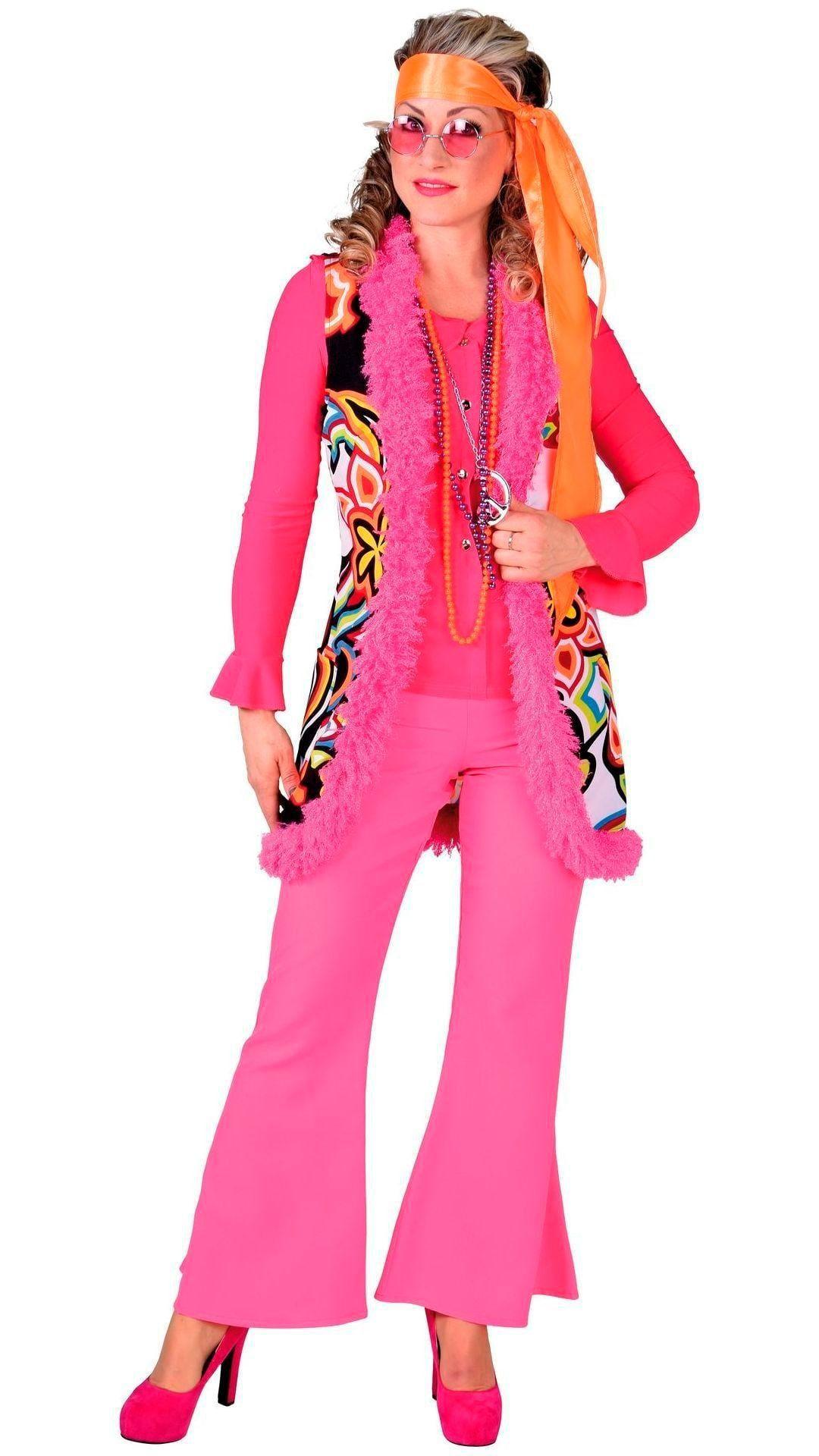 Lang hippie vest dames