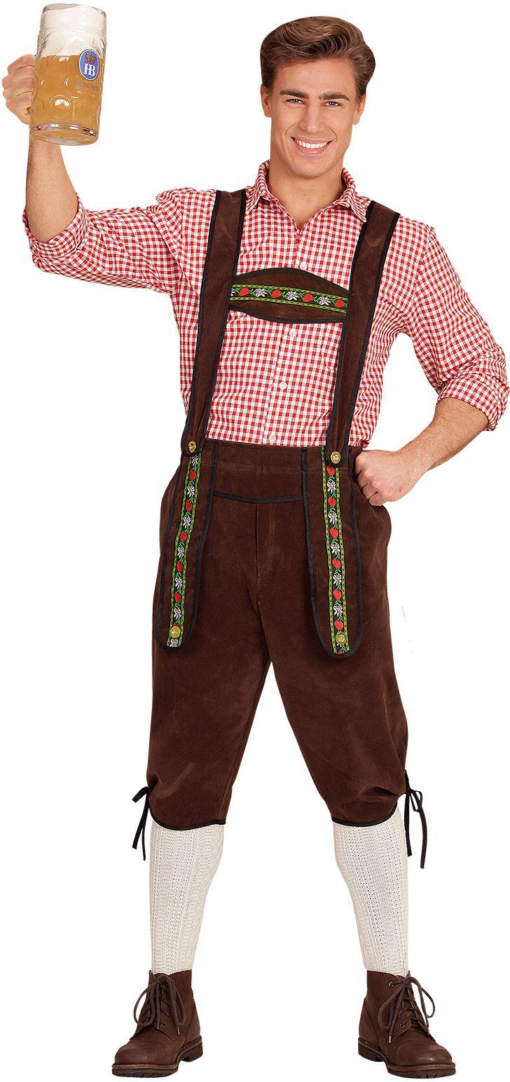 Lederhosen outfit