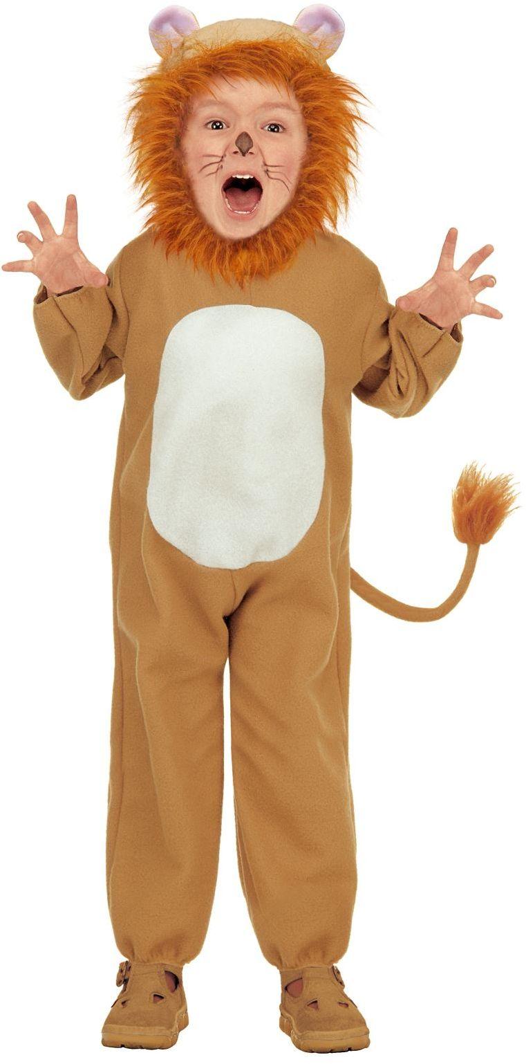 Leeuwen kostuum kinderen