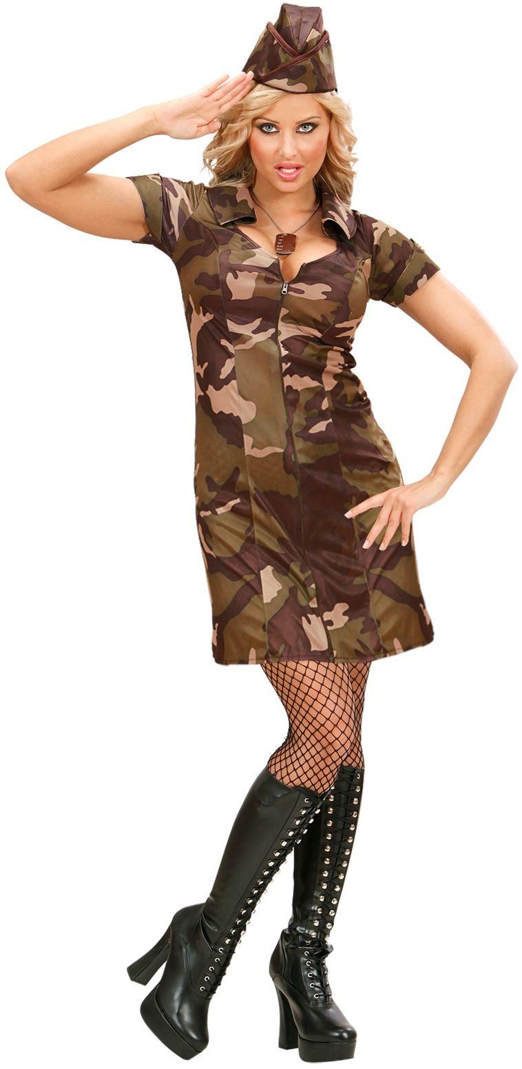 Leger kleding dames