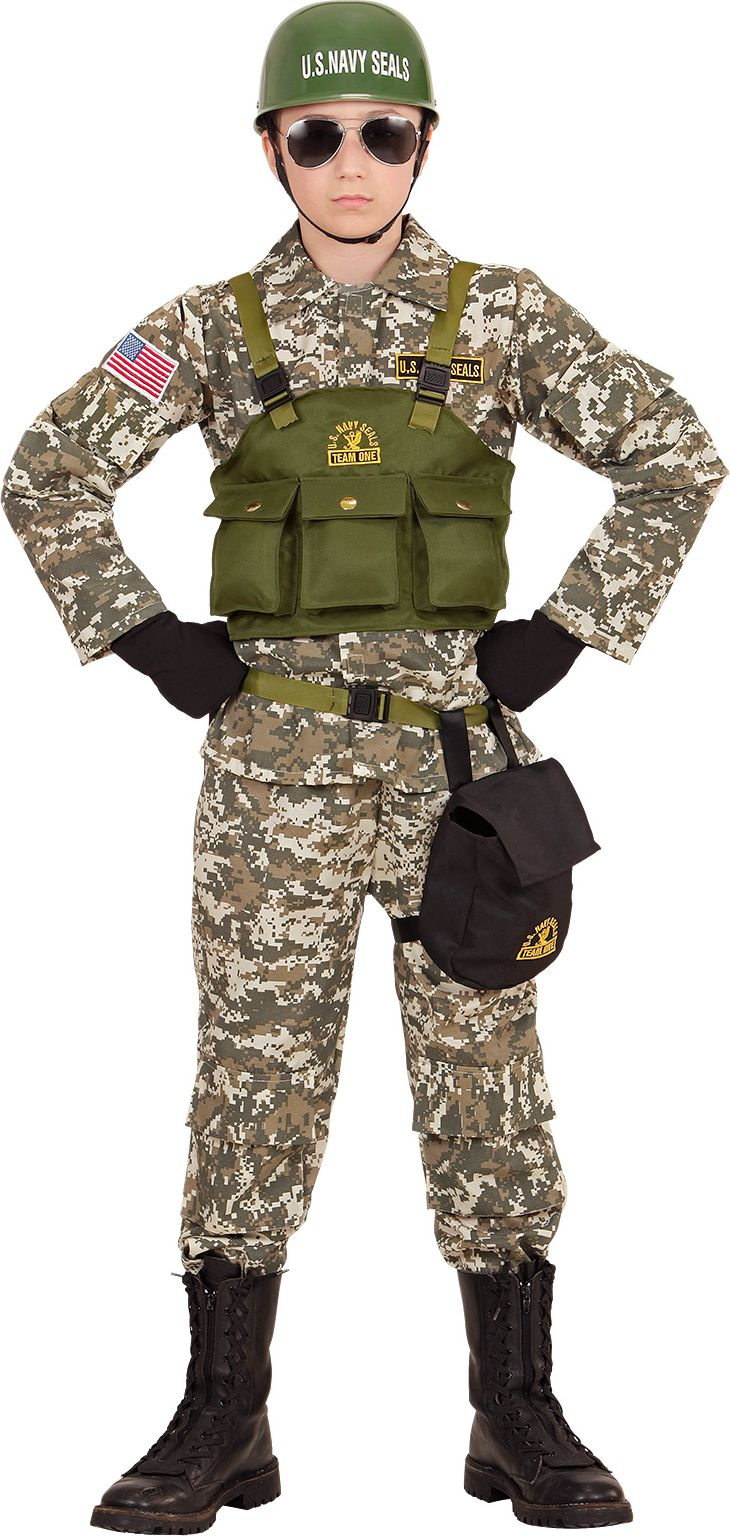 Leger outfit navy seals