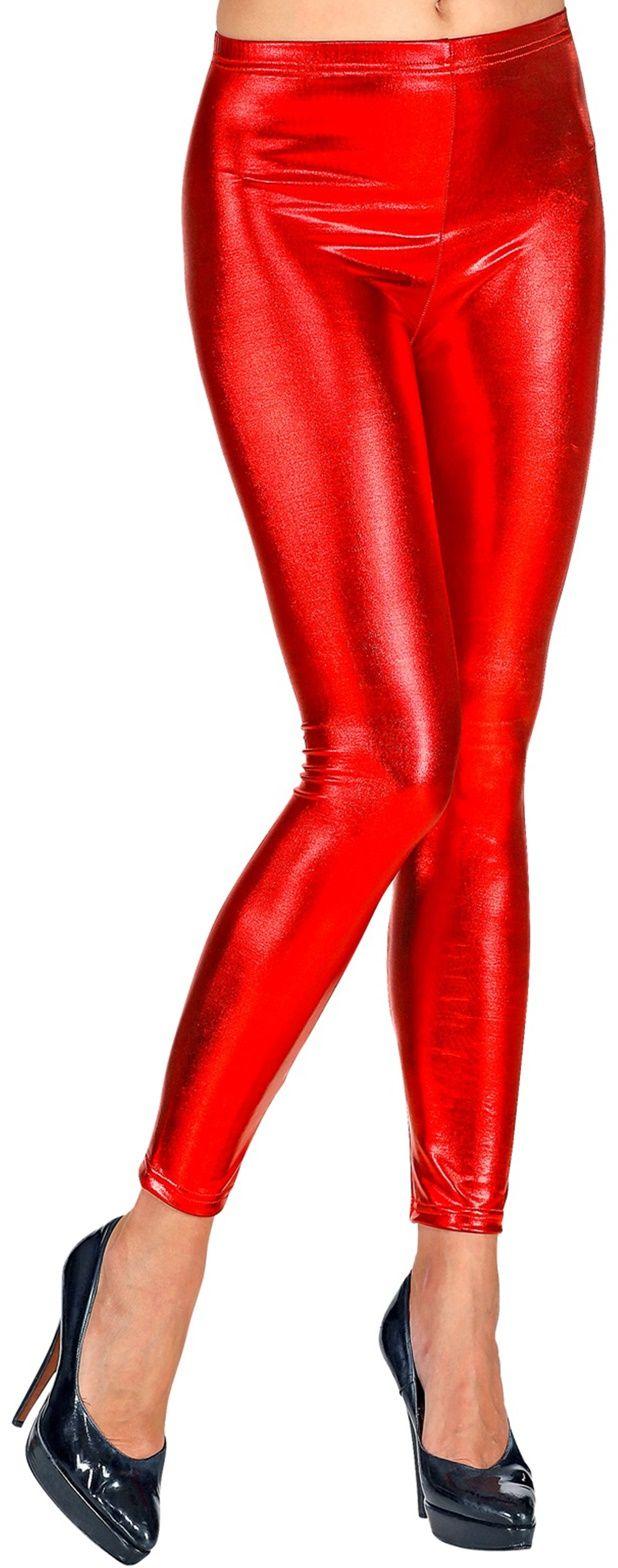 Legging dames rood