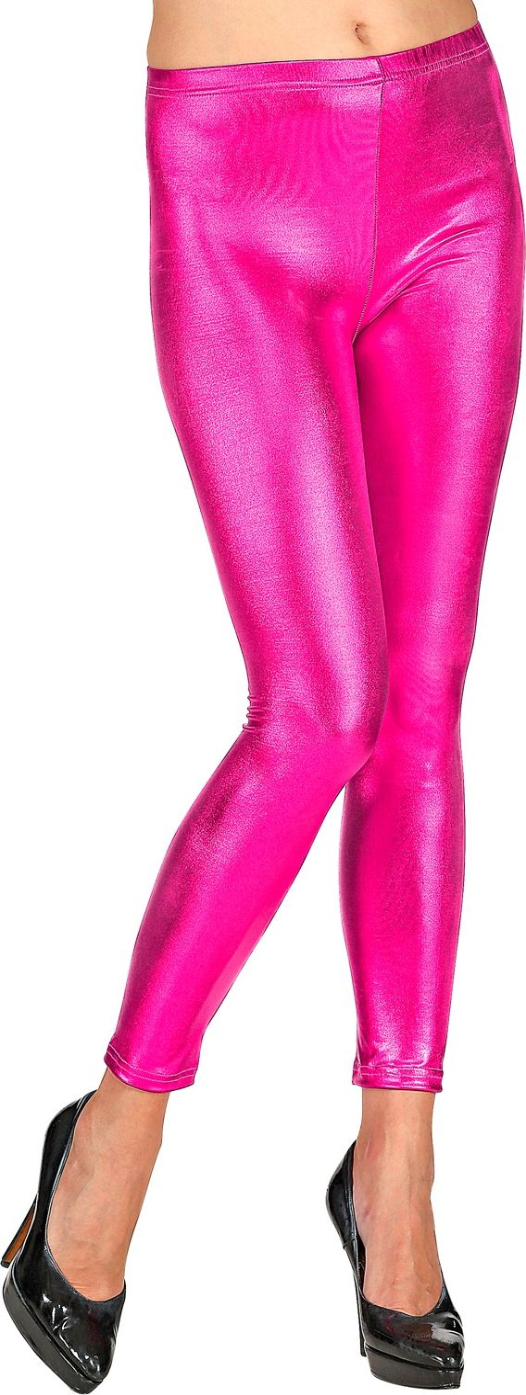 Legging dames roze