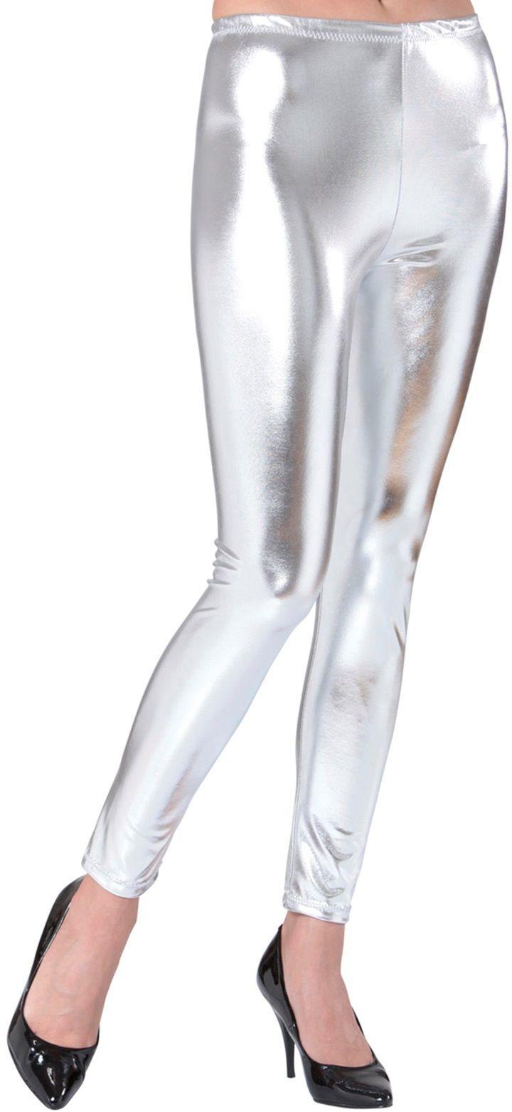 Legging zilver