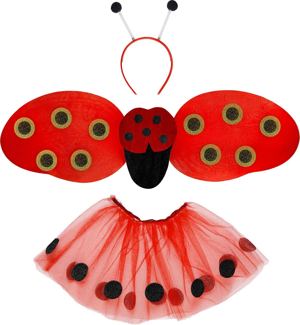 Lieveheersbeestje accessoires kind