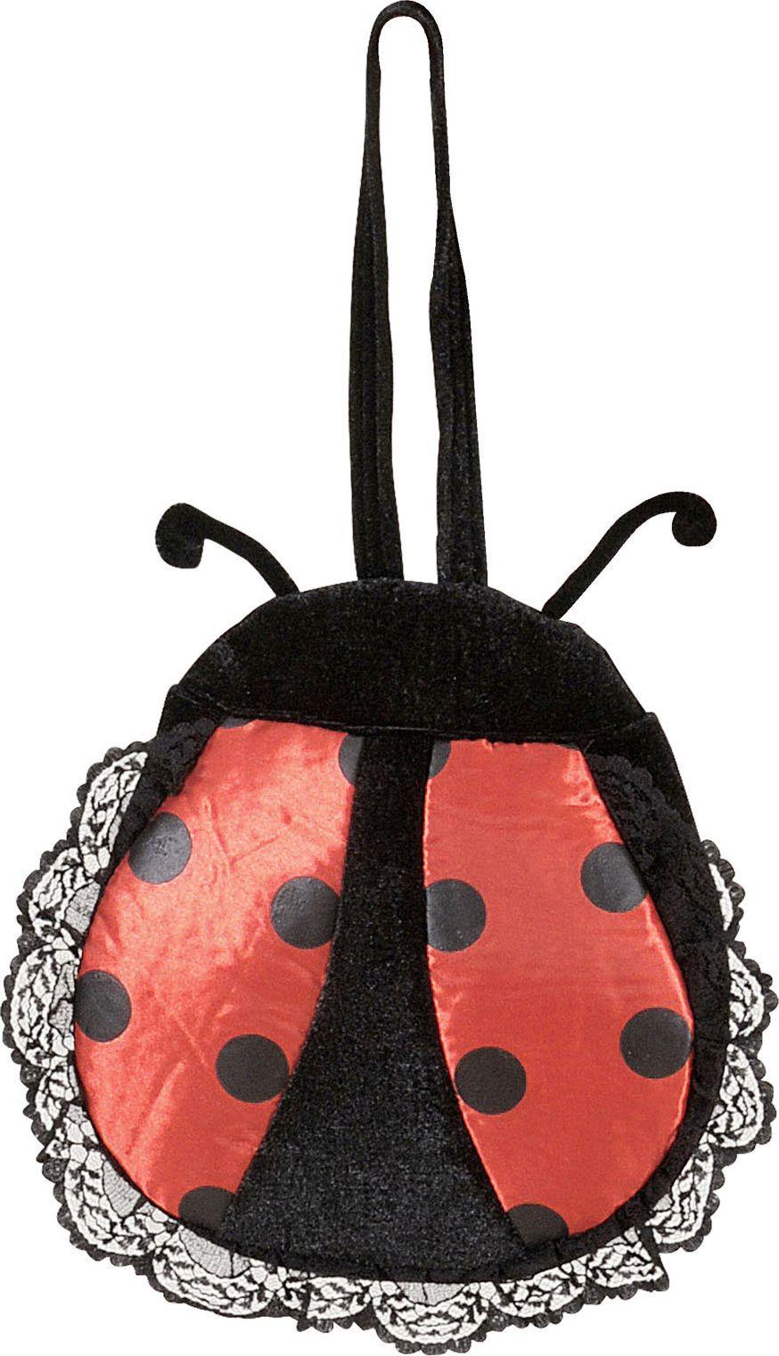 Lieveheersbeestje handtasje