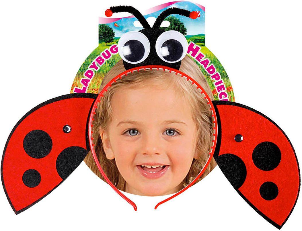Lieveheersbeestje hoofdband