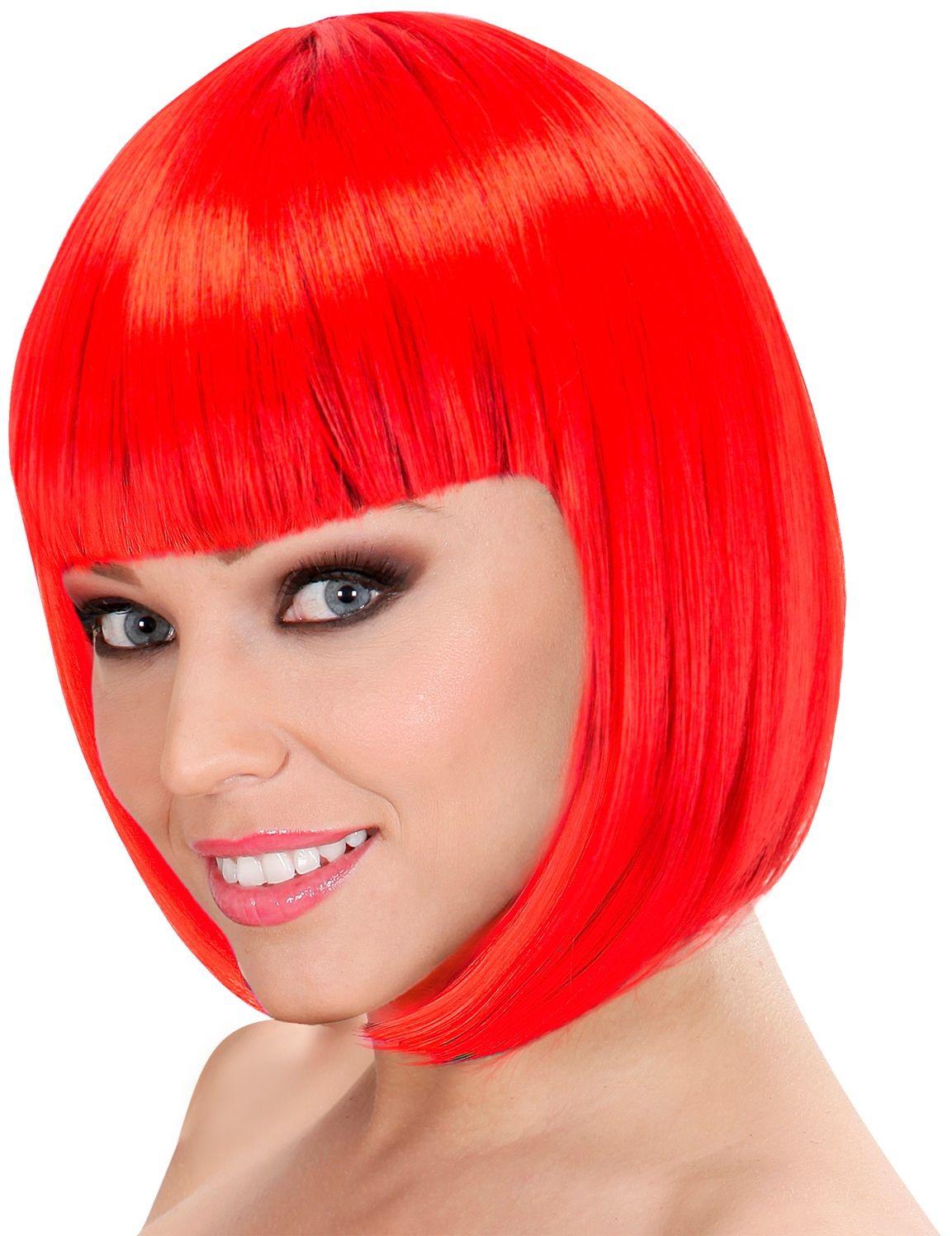 Lou Lou pruik rood