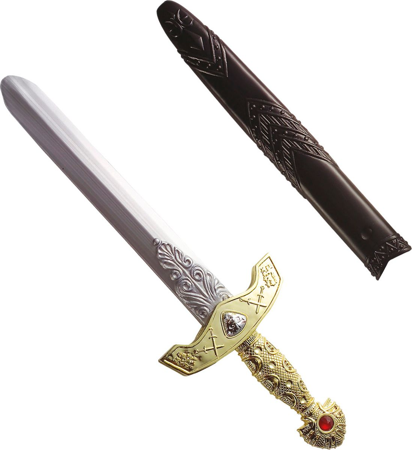 Luxe ridder zwaard