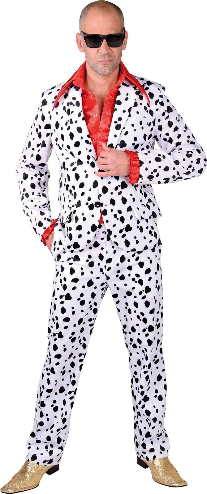 Maatpak Dalmatier mannen