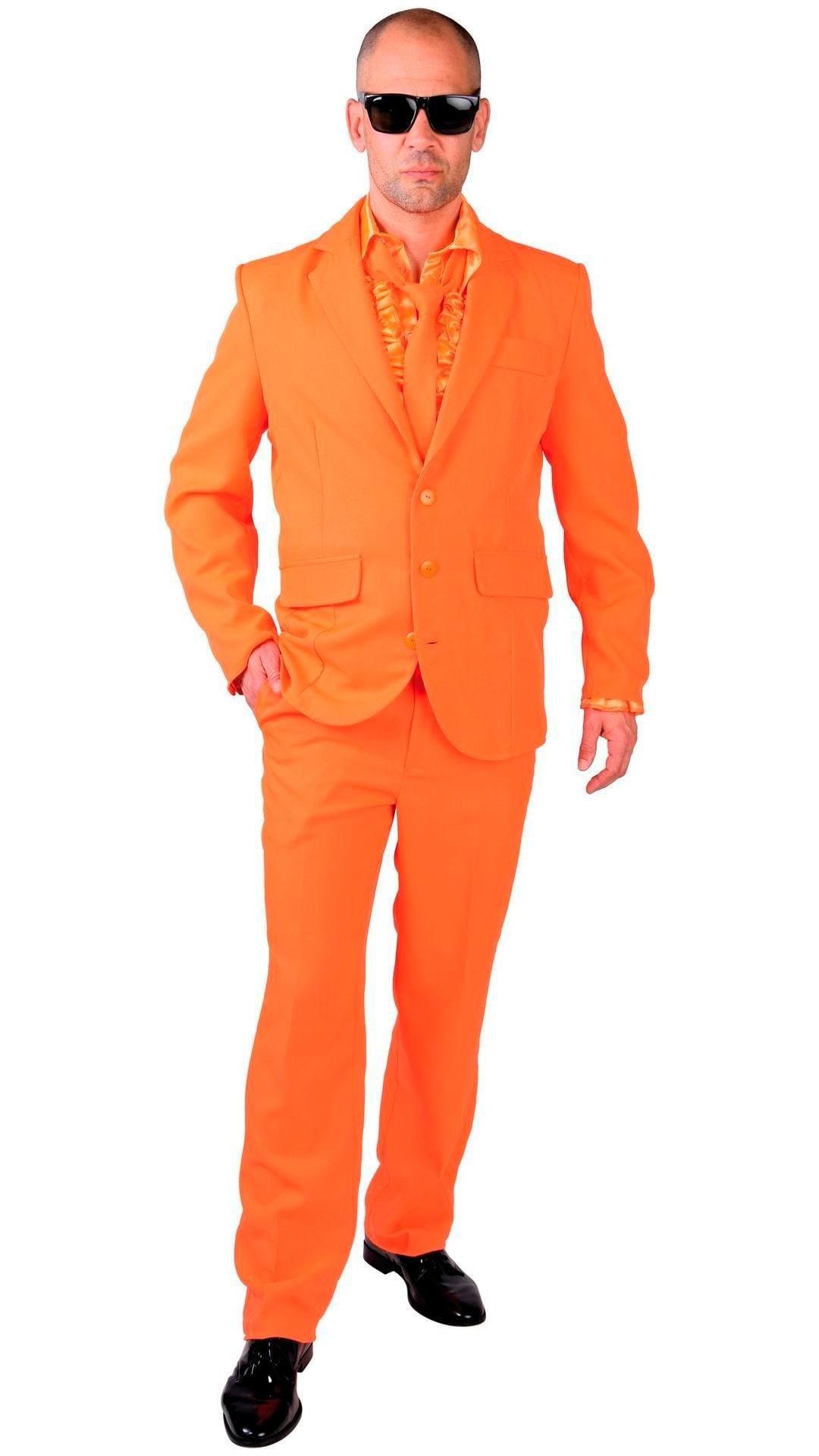 Maatpak oranje