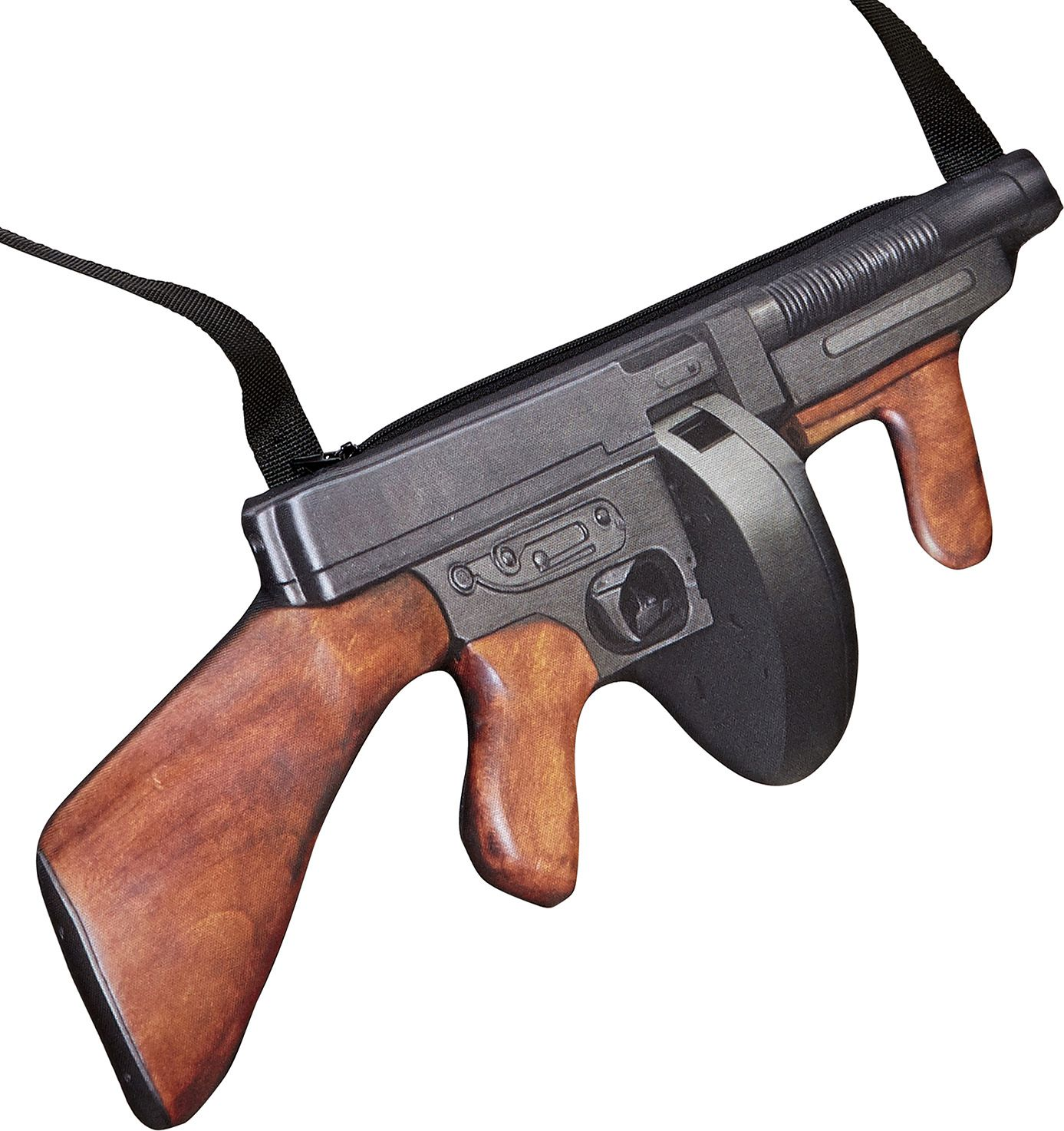 Machinegeweer handtas