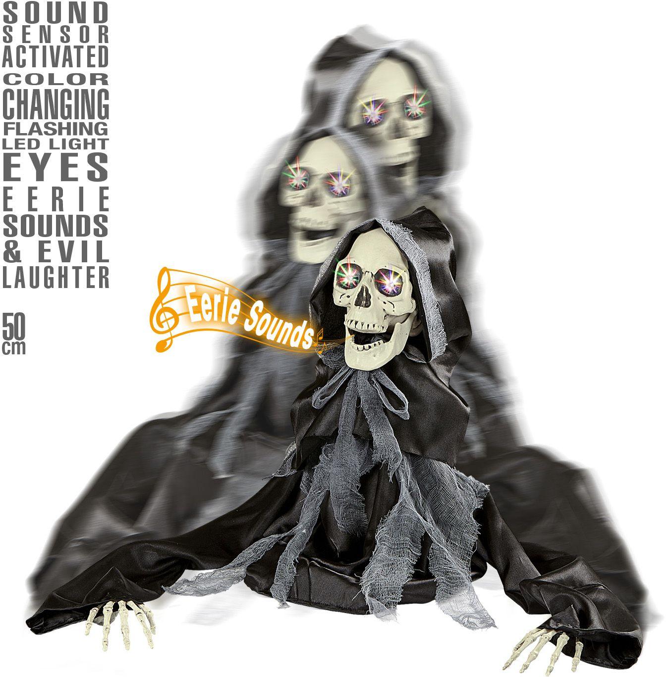 Magere Hein halloween versiering