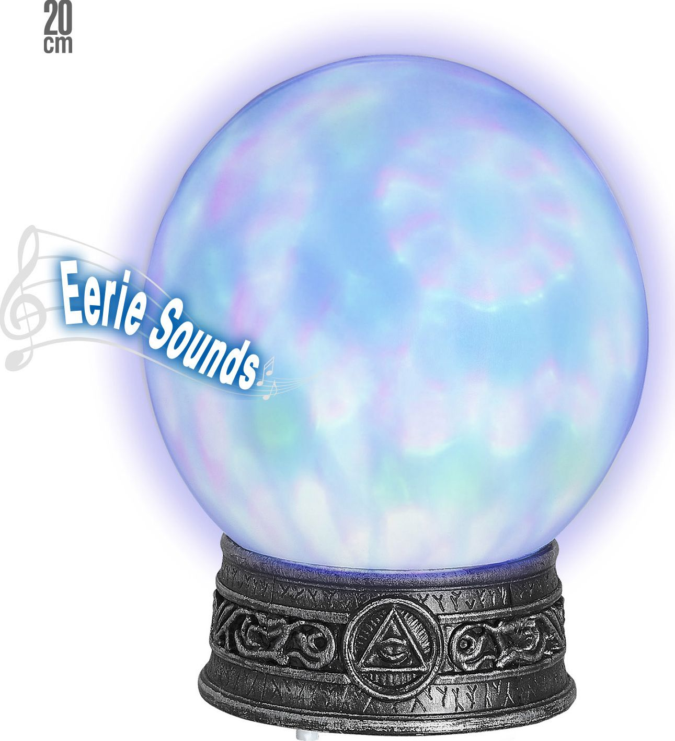 Magische glazen bol