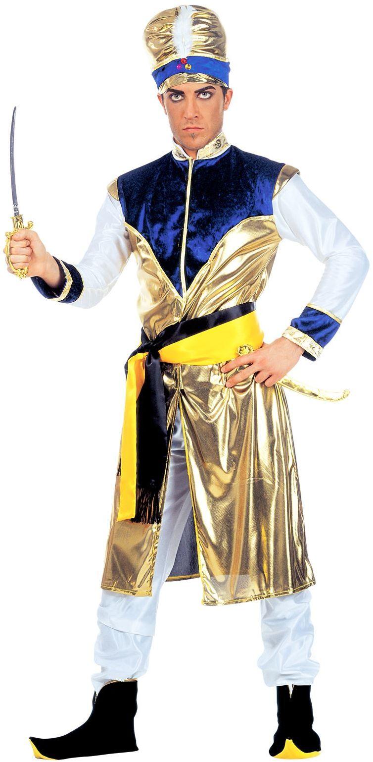 Maharadja kostuum