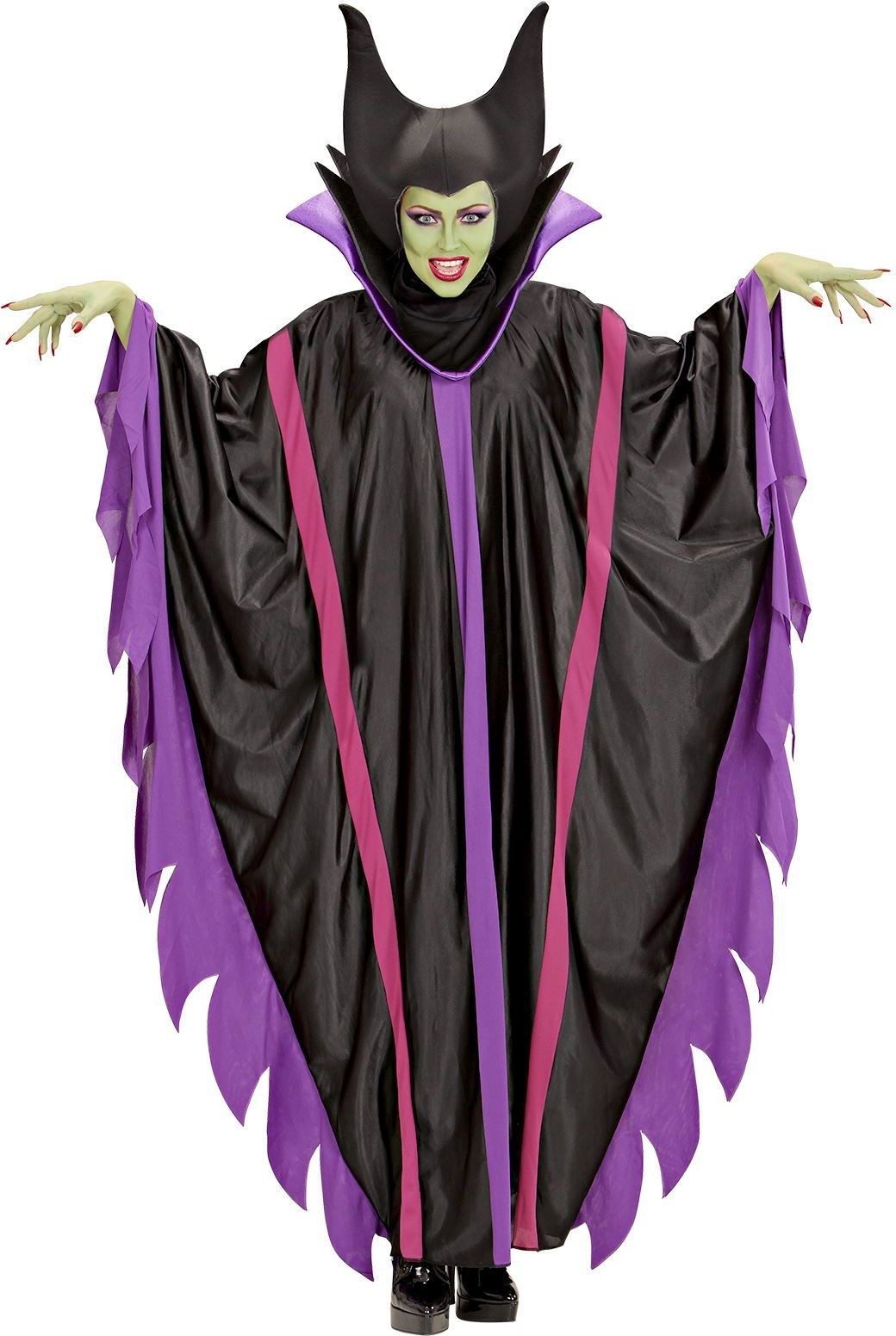 Maleficent jurk dames
