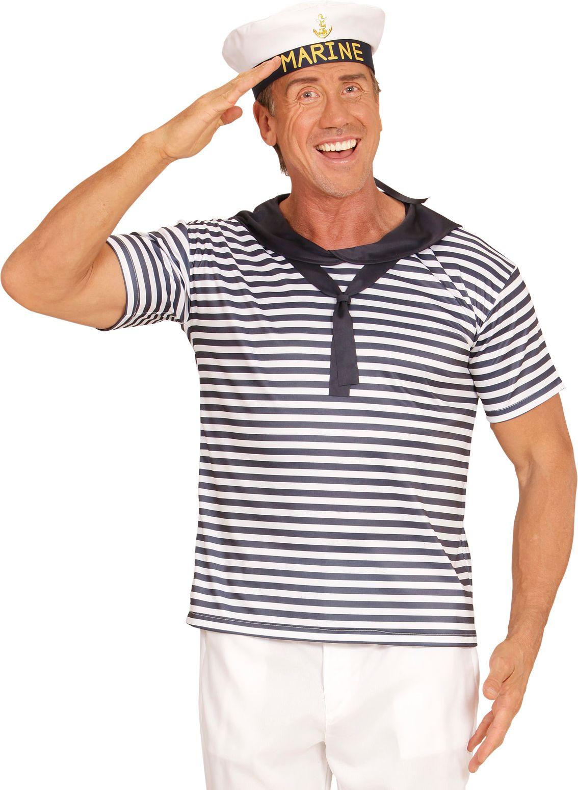 Marine verkleedset