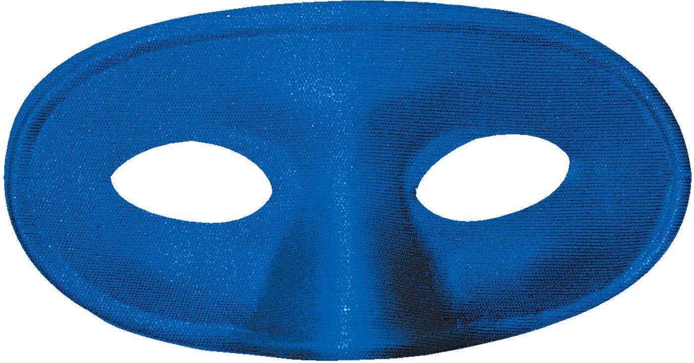 Mascherina oogmasker blauw