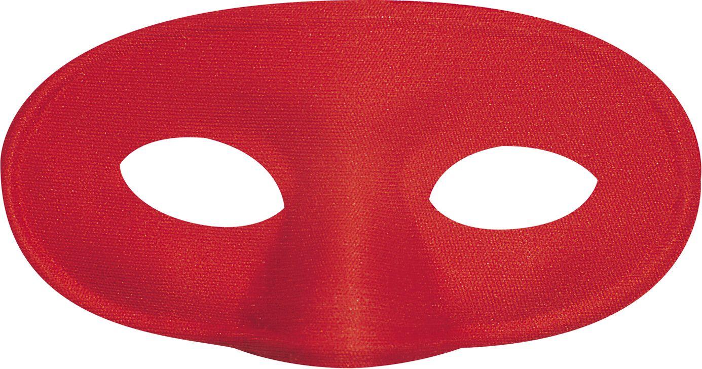 Mascherina oogmasker rood