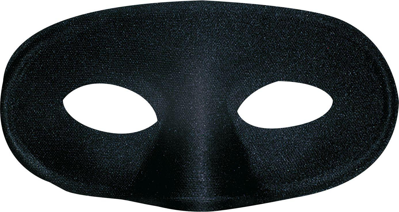 Mascherina oogmasker zwart