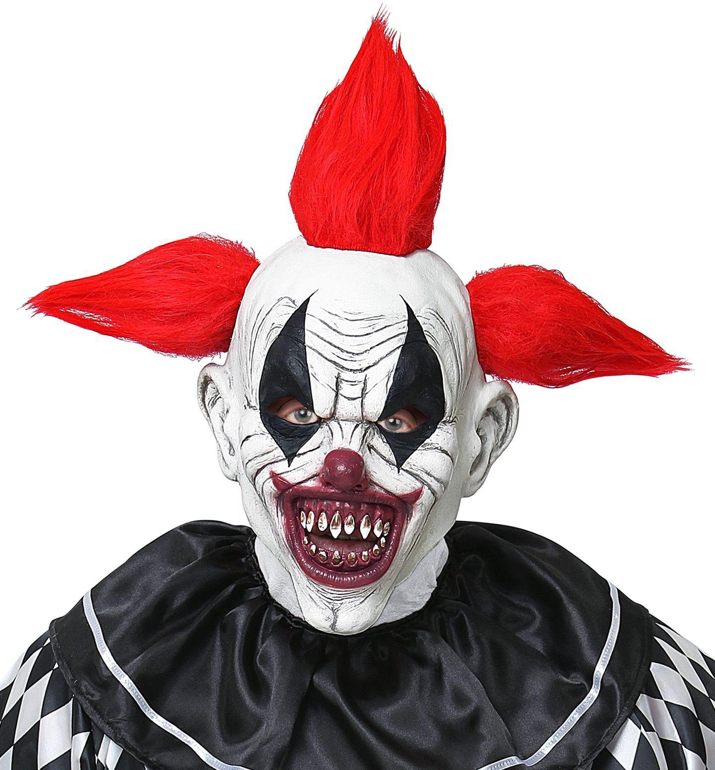 Masker horror clown heren