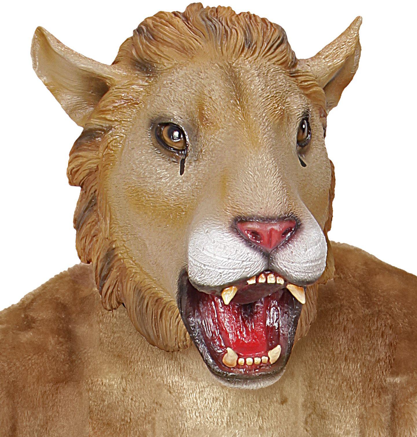 Masker leeuw