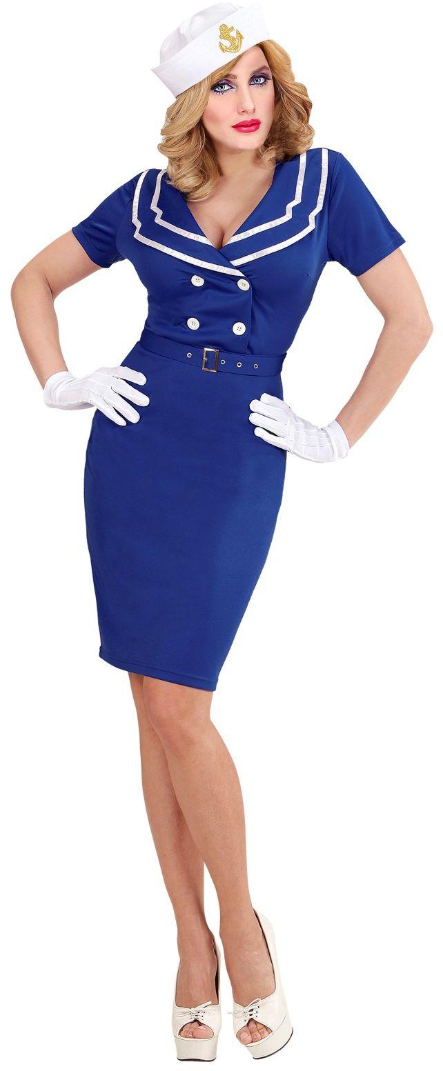 Matrozen jurk
