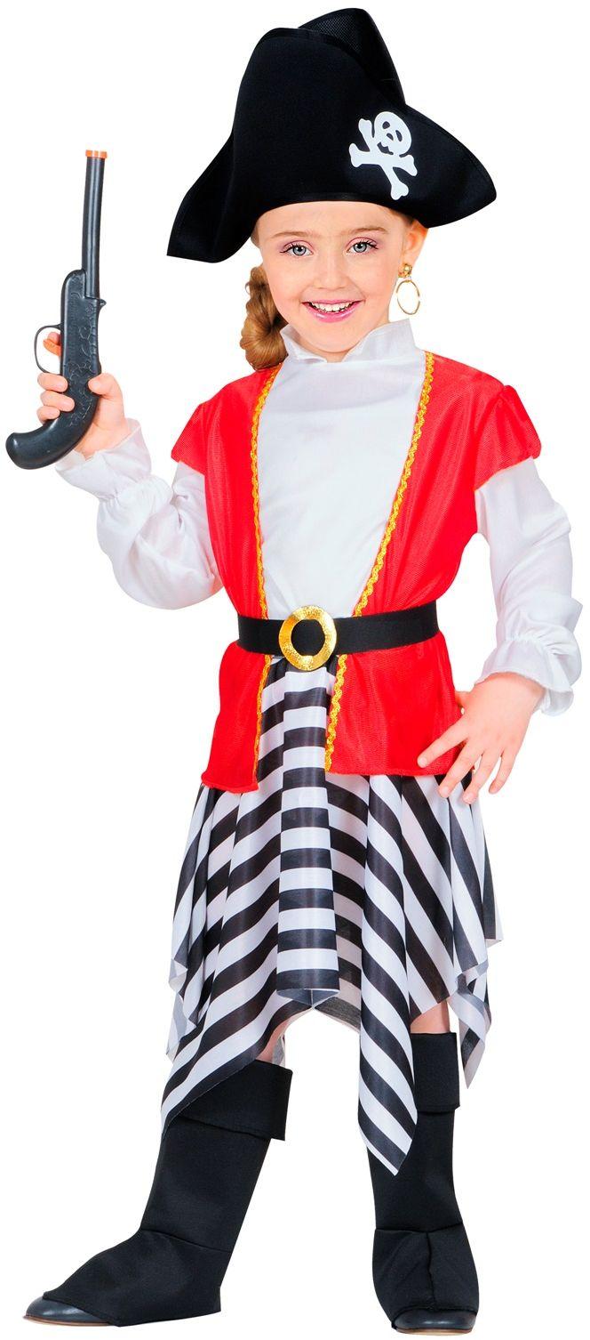 Meiden piraten jurk