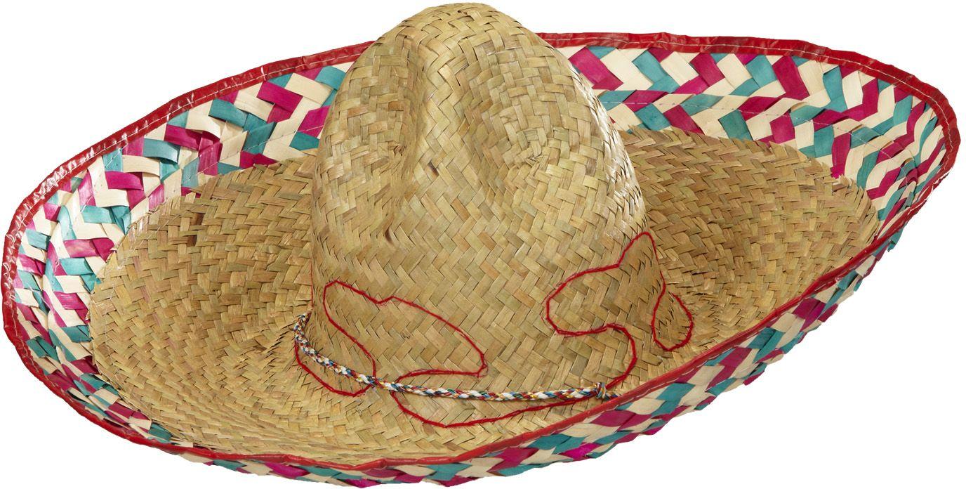 Mexicaan carnaval sombrero