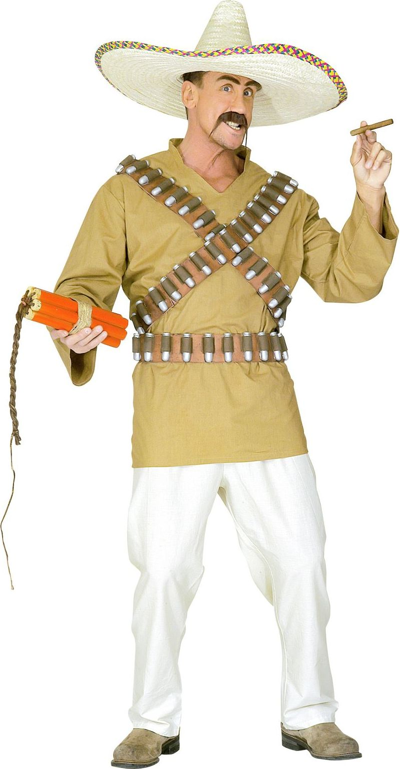 Mexicaans outfit