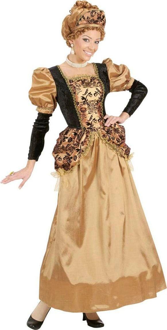 Middeleeuws kostuum koningin