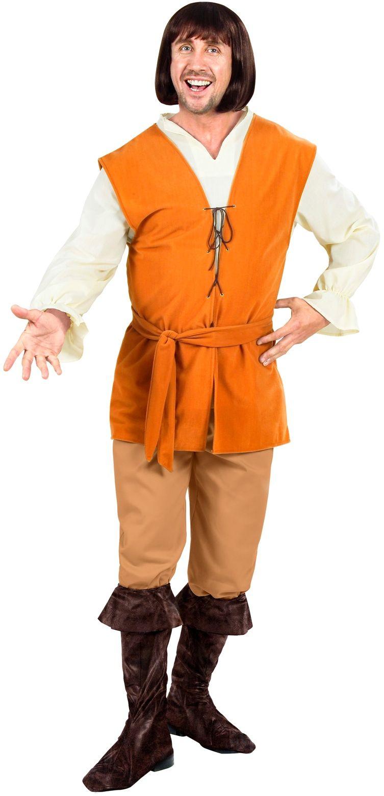 Middeleeuwse boer